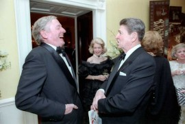 Buckley and Reagan