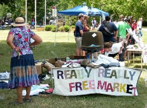 Really Free Market - Carrboro, NC