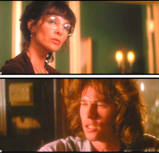 doors movie simulated stare-down  sc 1 st  Rock In Society - WordPress.com & Jim Morrison Urged Us to \u201cBreak on Through to the Other Side\u201d | Rock ...