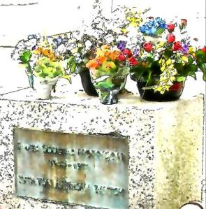 Dr. Tom's Rendering of Jim's Grave