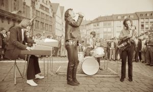 Singing for Free and for Peace in Germany