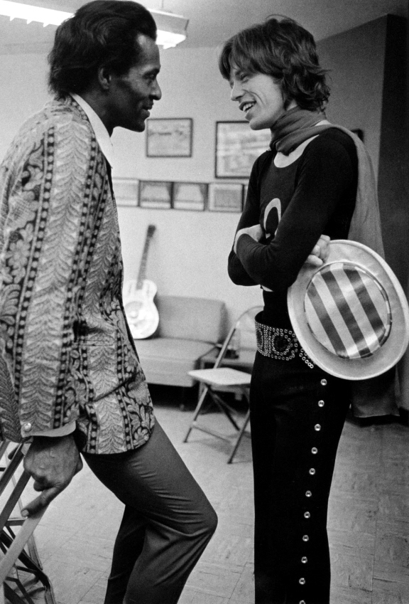 Chuck Berry Helped Create Rock and Roll | Rock In Society