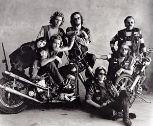 """What if Outlaw Bikers (""""1%'s"""") Join the Occupy Movement"""