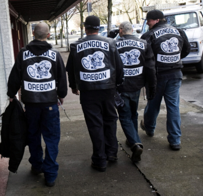 "What if Outlaw Bikers (""1%'s"") Join the Occupy Movement"